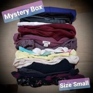 Mystery Box - Size Small - 12-14 items